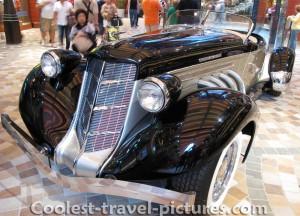 Oasis car