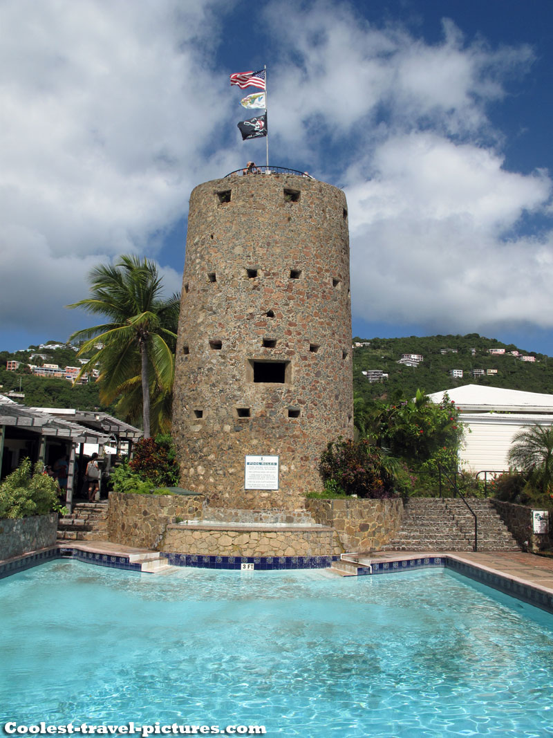 Blackbeard S Castle Virgin Islands