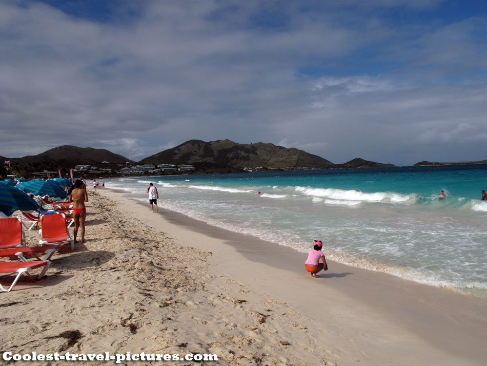 St. Maarten Philipsburg while on Oasis of the Seas
