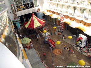 Boardwalk Oasis of the Seas room 10317